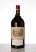 Red Bordeaux, Chateau Lafite Rothschild 1949 . Pauillac . Reconditioned at the Chateau in 1998. Double-Magnum (1). ... (Total: 1 D-Mag. )