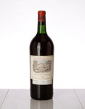 Red Bordeaux, Chateau Lafite Rothschild 1961 . Pauillac . bn, bsl. Magnum (1). ... (Total: 1 Mag. )