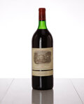 Red Bordeaux, Chateau Lafite Rothschild 1982 . Pauillac . bn. Magnum (1). ... (Total: 1 Mag. )