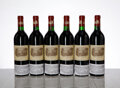 Red Bordeaux, Chateau Lafite Rothschild 1986 . Pauillac . owc. Bottle (12). ... (Total: 12 Btls. )