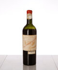 Red Bordeaux, Chateau Margaux 1928 . Margaux . mtls, hbsl, ll, cc, excellent color. Bottle (1). ... (Total: 1 Btl. )