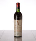 Red Bordeaux, Chateau Latour 1945 . Pauillac . vhs, excellent color. Bottle (1). ... (Total: 1 Btl. )