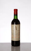 Red Bordeaux, Chateau Latour 1962 . Pauillac . bn. Bottle (1). ... (Total: 1 Btl. )