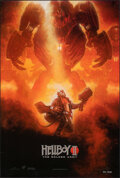 Movie Posters:Action, Hellboy II: The Golden Army (New York Comic Con, 2008). Rolled, Very Fine+. Hand-Numbered Limited Edition Comic Con Poster (...