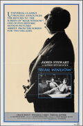 """Movie Posters:Hitchcock, Rear Window & Other Lot (Universal, R-1983). Folded, Very Fine. One Sheets (2) (27"""" X 41""""). Hitchcock.. ..."""