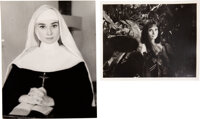 Audrey Hepburn Owned Stills from The Nun's Story (1958) and Green Mansions (1959)