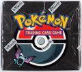 Memorabilia:Trading Cards, Pokémon Unlimited Team Rocket Set Sealed Booster Box (Wizards of the Coast, 2000)....