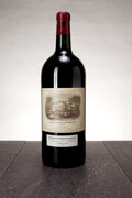 Red Bordeaux, Chateau Lafite Rothschild 1996 . Pauillac . Double-Magnum (1). ... (Total: 1 D-Mag. )
