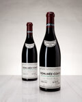 Red Burgundy, Romanee Conti 1995 . Domaine de la Romanee Conti . #00691, 00720. Bottle (2). ... (Total: 2 Btls. )