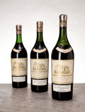 Chateau Haut Brion 1959 Pessac-Leognan 1(7.5cm below cork) 3lbsl, 2lwasl, 1nl, great color - see photo Magnum (3)