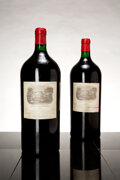 Red Bordeaux, Chateau Lafite Rothschild 1982 . Pauillac . lbsl, ltl. Imperial (1). ... (Total: 1 Imp. )