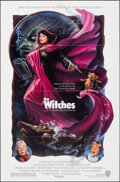 """Movie Posters:Fantasy, The Witches & Other Lot (Warner Bros., 1990). Folded, Very Fine. One Sheets (2) (27"""" X 40"""", 27"""" X 41"""") SS. Greg Winters Artw..."""