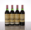 Red Bordeaux, Chateau La Mission Haut Brion 1982 . Pessac-Leognan . 4bn. Bottle (8). ... (Total: 8 Btls. )