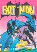 """Movie Posters:Action, Batman Vol 1 #251 (National Periodical Publications, 1973). Rolled, Very Fine/Near Mint. Poster (16.5"""" X 23.25"""") Neal Adams ..."""