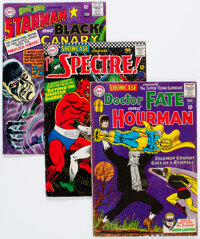 DC Silver Age Earth-2 Related Superhero Group of 19 (DC, 1965-78) Condition: Average GD.... (Total: 19 Comic Books)