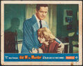 """Movie Posters:Hitchcock, Dial M for Murder (Warner Bros., 1954). Fine. Lobby Card (11"""" X 14""""). Hitchcock.. ..."""