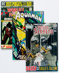 DC Bronze Age Comics Group of 22 (DC, 1968-76) Condition: Average VF+.... (Total: 22 )