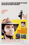 Music Memorabilia:Posters, Elvis Presley Charro! Theatrical One Sheet Poster (National General Pictures, 1969). ...
