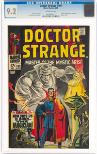 Doctor Strange #169 (Marvel, 1968) CGC NM- 9.2 Off-white pages