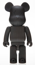 Collectible, BE@RBRICK X KAWS. NexusVII 400%, 2007. Wood. 10-3/4 x 5 x 3-1/2 inches (27.3 x 12.7 x 8.9 cm). Incised to the reverse. P...