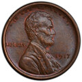 1917 1C Doubled Die Obverse MS63 Brown PCGS. PCGS Population: (14/5 and 0/0+). NGC Census: (0/0 and 0/0+). CDN: $5,000 W...