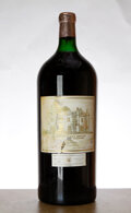 Red Bordeaux, Chateau Haut Brion 1982 . Pessac-Leognan . hbsl, sos. Imperial (1). ... (Total: 1 Imp. )