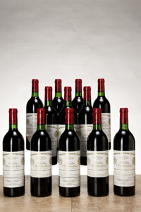 Chateau Cheval Blanc 1982 St. Emilion owc Bottle (12)