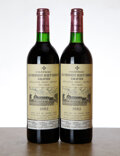 Red Bordeaux, Chateau La Mission Haut Brion 1982 . Pessac-Leognan . 2bn. Bottle (2). ... (Total: 2 Btls. )
