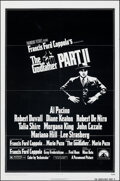 """Movie Posters:Crime, The Godfather Part II (Paramount, 1974). Folded, Very Fine. One Sheet (27"""" X 41""""). Crime.. ..."""
