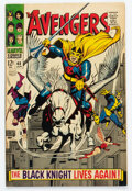Silver Age (1956-1969):Superhero, The Avengers #48 (Marvel, 1968) Condition: FN-....