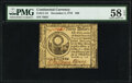 Continental Currency November 2, 1776 $30 PMG Choice About Unc 58 EPQ