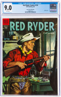 Golden Age (1938-1955):Western, Red Ryder Comics #139 Mile High Pedigree (Dell, 1955) CGC VF/NM 9.0 White pages....