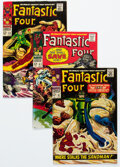Silver Age (1956-1969):Superhero, Fantastic Four #61-65 Group (Marvel, 1967) Condition: Average FN+.... (Total: 5 )