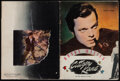 "Movie Posters:Drama, Citizen Kane (RKO, 1941). Fine. Autographed Souvenir Program (20 Pages, 9"" X 12""). Drama.. ..."