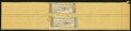 Obsoletes By State:Louisiana, New Orleans, LA- New Orleans, LA- City of New Orleans Bond.. $50 Oct. 1, 1868 Very Good, 3 POCs;. $2.50 Coupons (2), 2 P... (Total: 3 notes)