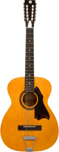 Musical Instruments:Acoustic Guitars, American-Made 12 String Acoustic Guitar.. ...
