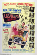 "Movie Posters:Comedy, Las Vegas Hillbillys (Woolner Brothers Pictures, 1966). One Sheet(27"" X 41""). Jayne Mansfield and Mamie Van Doren, two of A..."