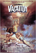 "Movie Posters:Comedy, National Lampoon's Vacation (Warner Brothers, 1983). One Sheet (27""X 41""). Chevy Chase brought the hilarious world of commo..."
