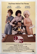 "Movie Posters:Comedy, Nine to Five (20th Century Fox, 1980). One Sheet (27"" X 41""). JaneFonda, Lily Tomlin and Dolly Parton star in this smash hi..."