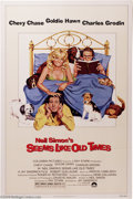 "Movie Posters:Comedy, Seems Like Old Times (Columbia, 1980). One Sheet (27"" X 41""). ChevyChase and Goldie Hawn star in this comedic mix-up about ..."