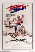 "Movie Posters:Comedy, Smokey and the Bandit (Universal, 1977). One Sheet (27"" X 41"").Burt Reynolds and his real life girlfriend of the time, Sall..."