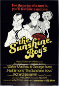 "Movie Posters:Comedy, The Sunshine Boys (MGM, 1975). One Sheet (27"" X 41""). WalterMatthau and George Burns starred in this screen adaptation of t..."