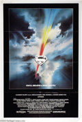 "Movie Posters:Fantasy, Superman, the Movie (Warner Brothers, 1978). One Sheet (27"" X 41""). Christopher Reeve made his first screen appearance as ""t..."