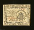 Colonial Notes:Continental Congress Issues, Continental Congress Issue November 29, 1775 $1 Gem Crisp ...
