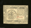 Colonial Notes:Continental Congress Issues, Continental Currency July 22, 1776 $5 Gem New. An ...