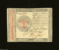Colonial Notes:Continental Congress Issues, Continental Congress Issue January 14, 1779 $80 Gem Crisp ...