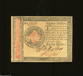 Colonial Notes:Continental Congress Issues, Continental Congress Issue January 14, 1779 $80 Crisp ...