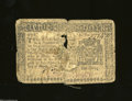 Colonial Notes:New York, New York March 5, 1776 $1/8 Fair. This well-worn scarce ...
