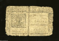 Colonial Notes:New York, New York March 5, 1776 $1 Good. The center fold displays ...