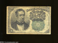 Fractional Currency:Fifth Issue, Fr. 1264 10c Fifth Issue Fine.A well circulated example of ...